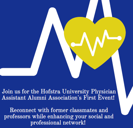 Physician Assistant Alumni Association's First Event!