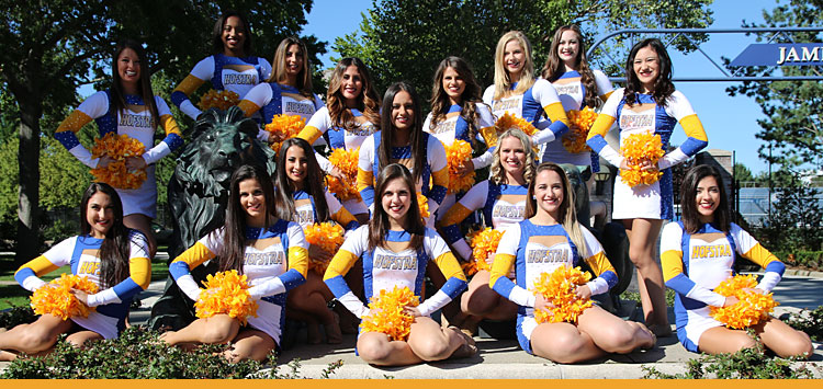 Support The Hofstra Dance Team